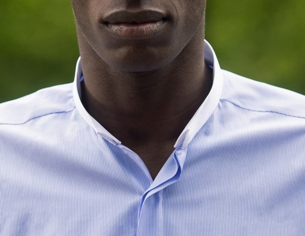chemise pin collar paris