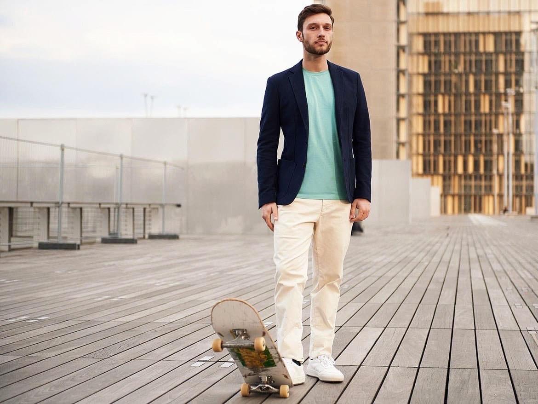 Tshirt tencel coton bio paris